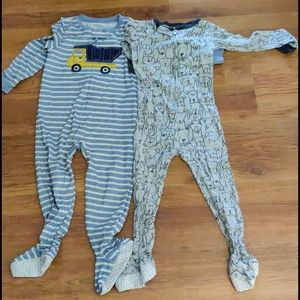 3 for 30 Carter's new without tag pajama 4T